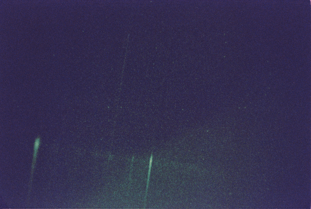 STS051-54-033 - STS-051 - Auroral Photography Experiment B