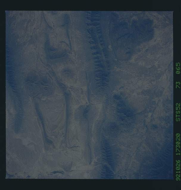 STS052-73-065 - STS-052 - Earth observations from Columbia, OV-102, during STS-52