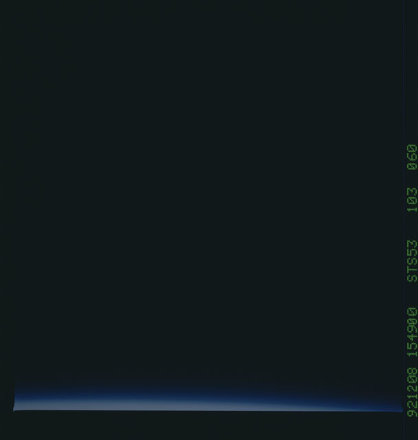 STS053-103-060 - STS-053 - Earth observations