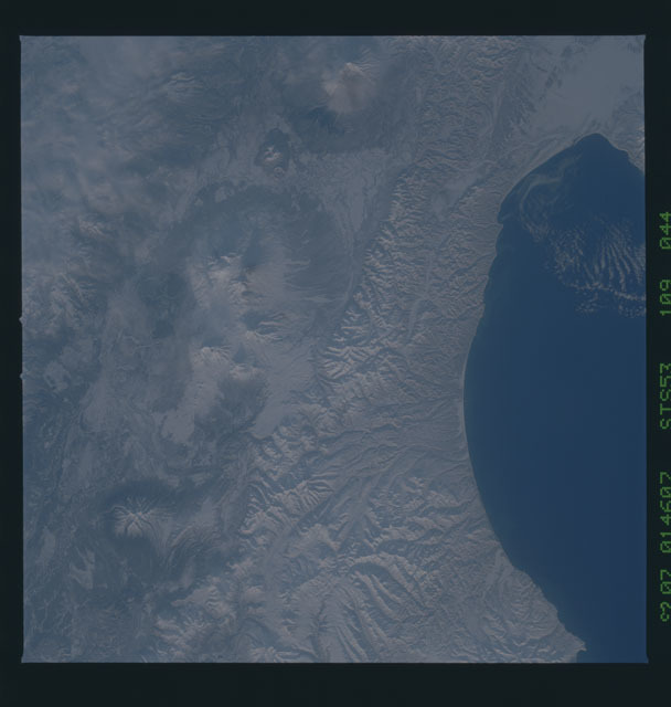 STS053-109-044 - STS-053 - Earth observations