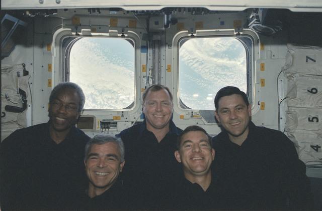 STS053-13-011 - STS-053 - Portrait group portrait