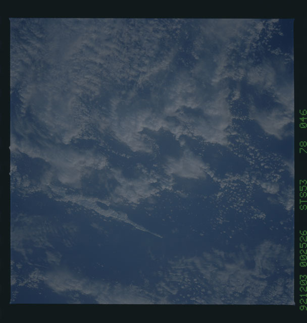 STS053-78-046 - STS-053 - Earth observations