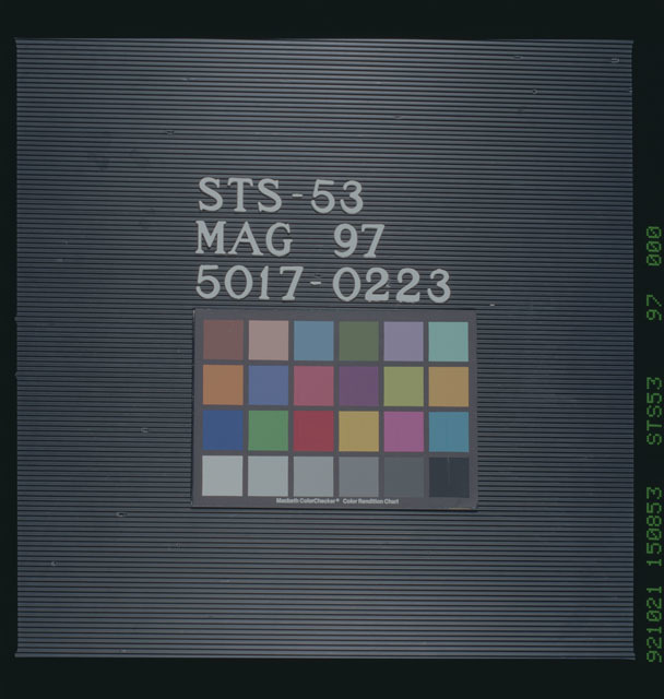 STS053-97-000 - STS-053 - STS-053,MAG 97,5017-0223