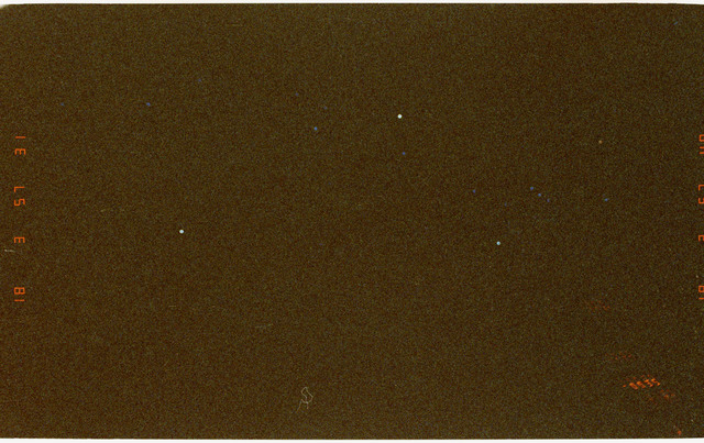 STS054-22-003 - STS-054 - Stars - unknown star clusters or constellations.