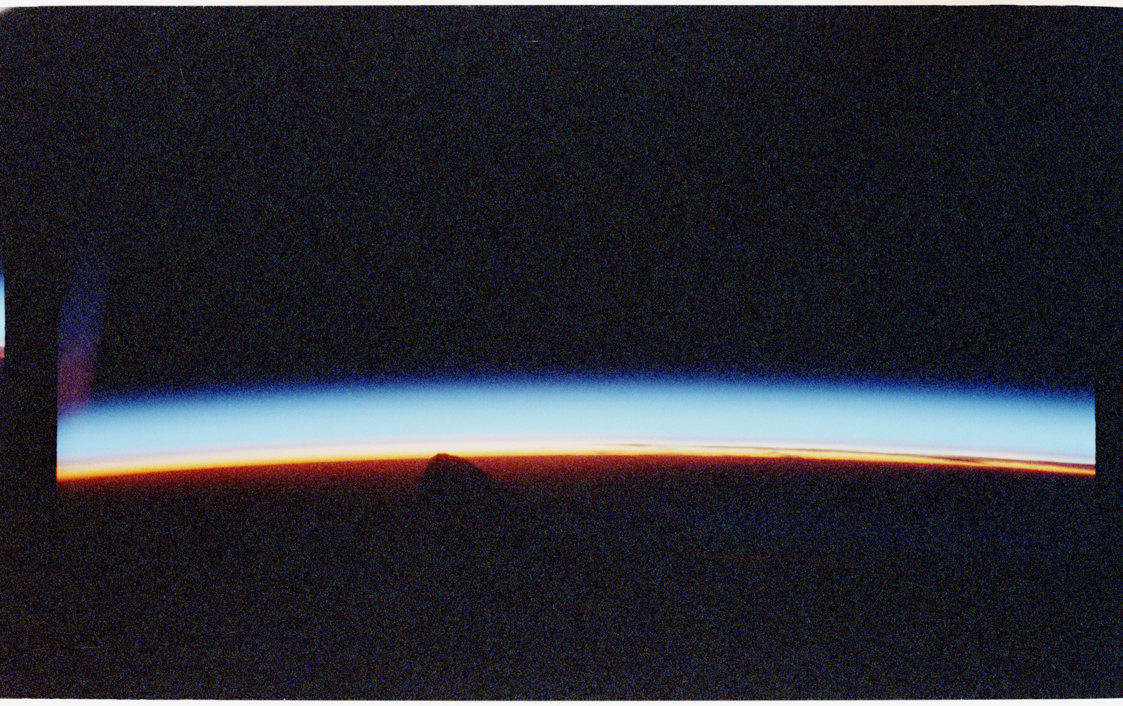 STS056-36-030 - STS-056 - Earth observation view of a sunrise - location unknown.