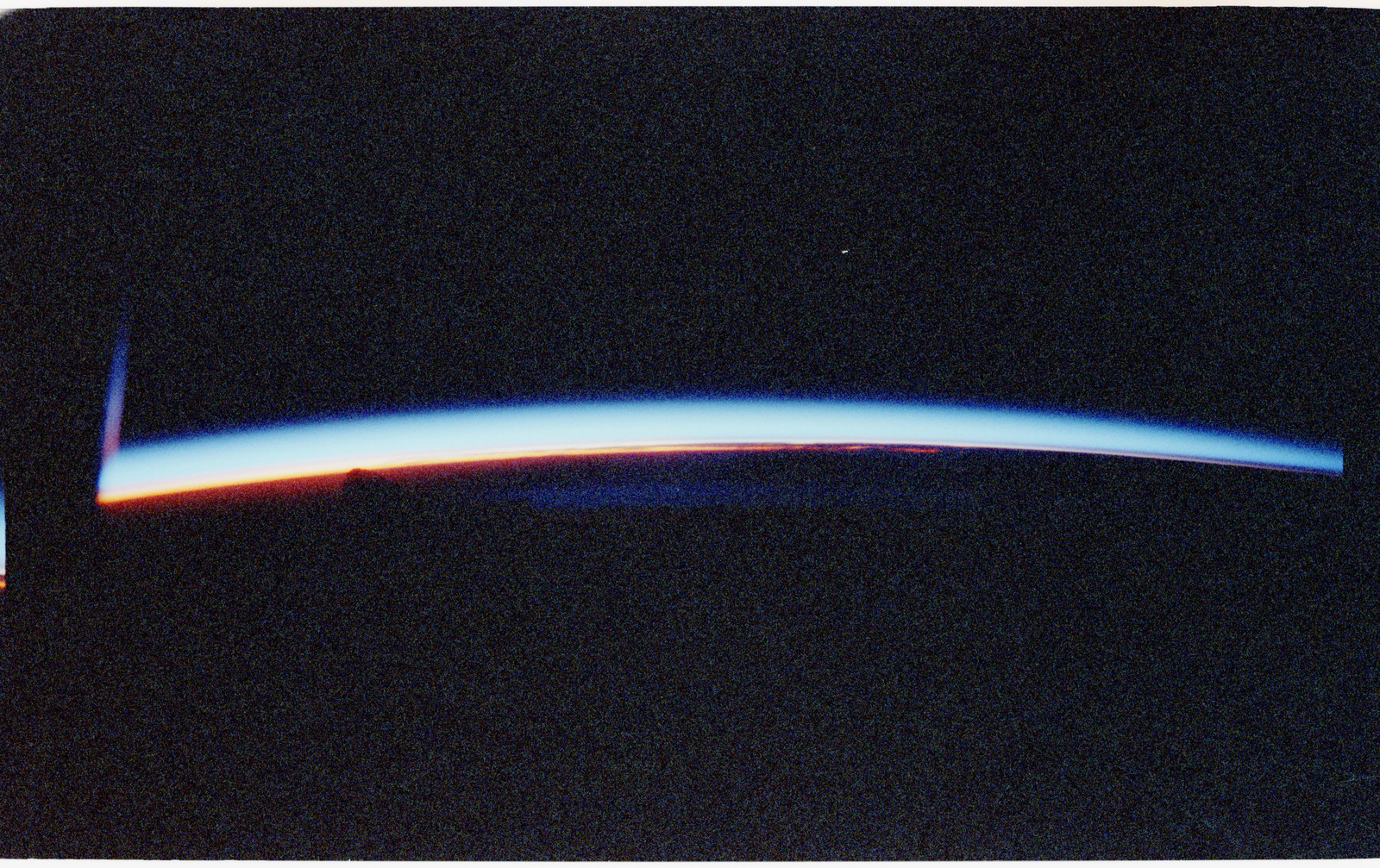STS056-36-031 - STS-056 - Earth observation view of a sunrise - location unknown.