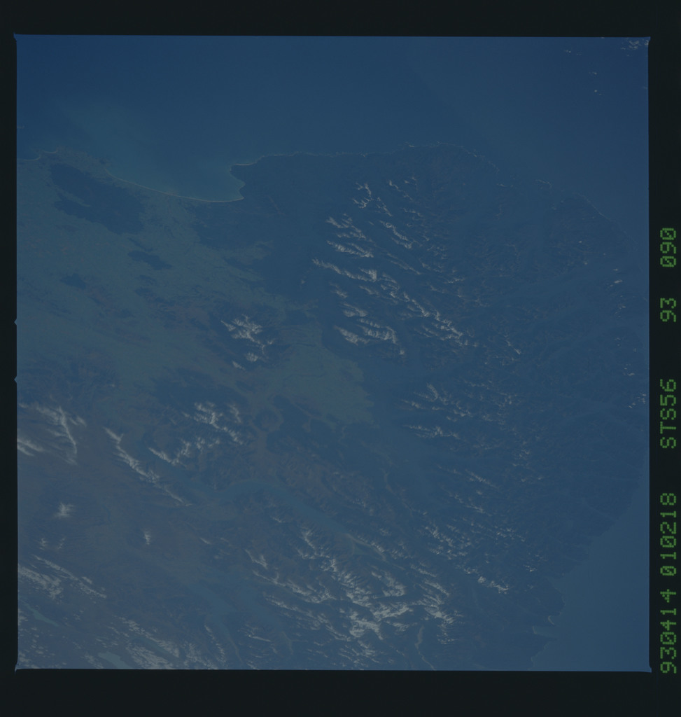STS056-93-090 - STS-056 - Earth observations taken from Discovery during STS-56 mission