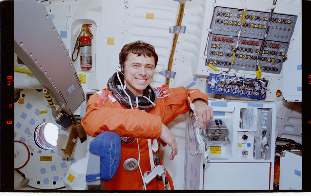 STS060-315-030 - STS-060 - Various views taken post-landing at KSC