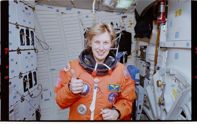 STS060-315-031 - STS-060 - Various views taken post-landing at KSC