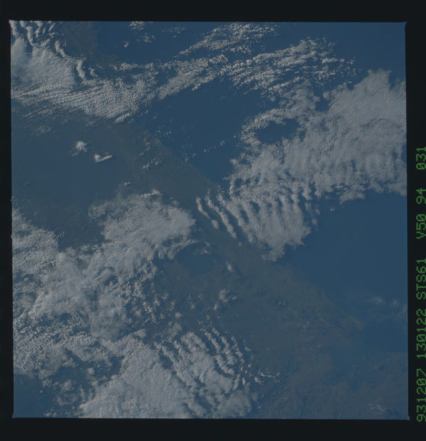 STS061-94-031 - STS-061 - Earth observations taken during STS-61 mission