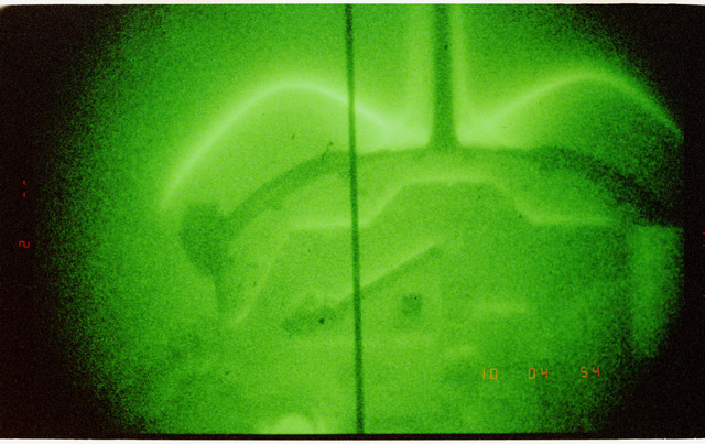 STS062-45-016 - STS-062 - Results of Auroral Photography Experiment-B