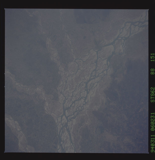 STS062-88-151 - STS-062 - Earth observations from STS-62 flight