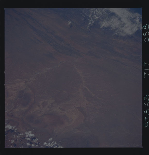 STS063-717-058 - STS-063 - Earth observations from STS-63 mission
