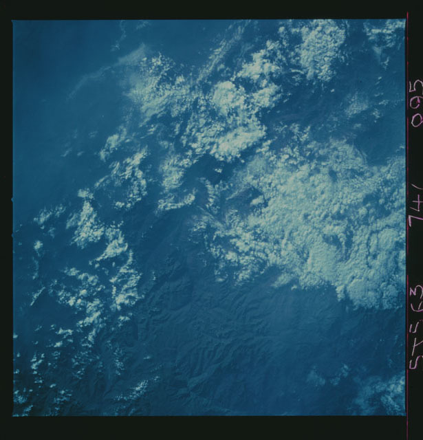 STS063-741-095 - STS-063 - Infrared images of the Earth