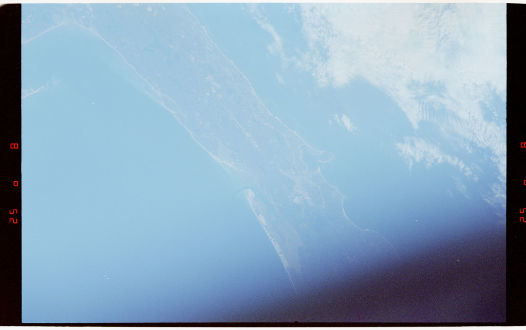 STS064-04-027 - STS-064 - Earth observations from the Space Shuttle Discovery