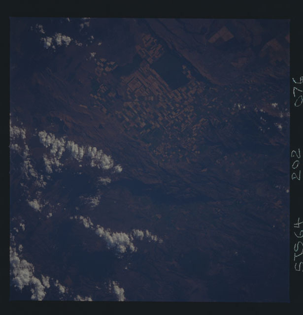 STS064-202-076 - STS-064 - Earth observations during STS-64 mission