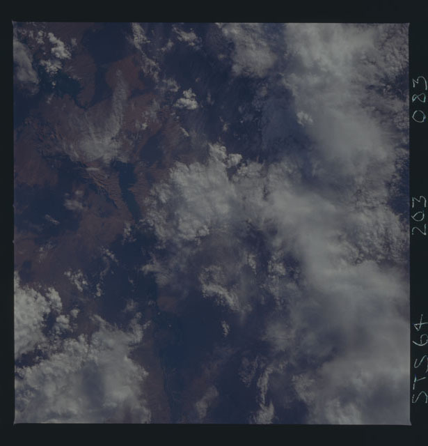 STS064-203-083 - STS-064 - Earth observations during STS-64 mission