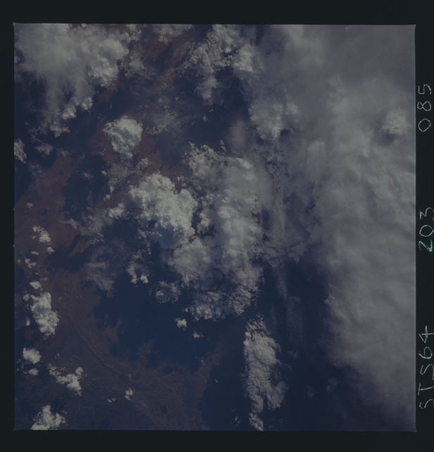 STS064-203-085 - STS-064 - Earth observations during STS-64 mission