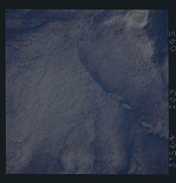 STS064-203-095 - STS-064 - Earth observations during STS-64 mission