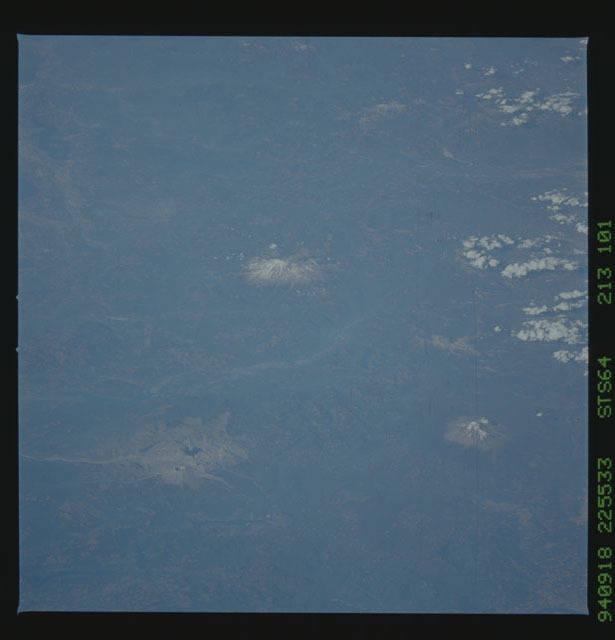 STS064-213-101 - STS-064 - Earth observations during STS-64 mission