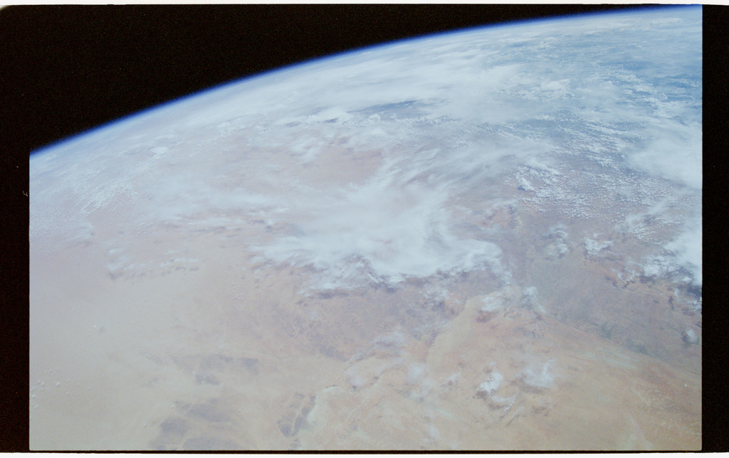 STS064-31-029 - STS-064 - Earth observations from STS-64
