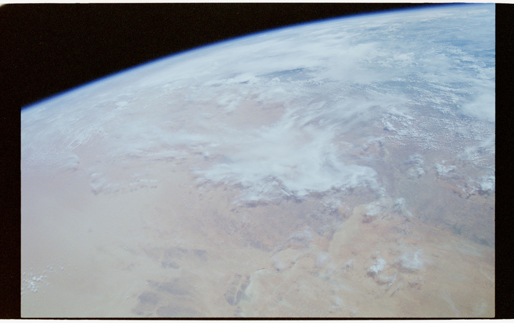 STS064-31-030 - STS-064 - Earth observations from STS-64