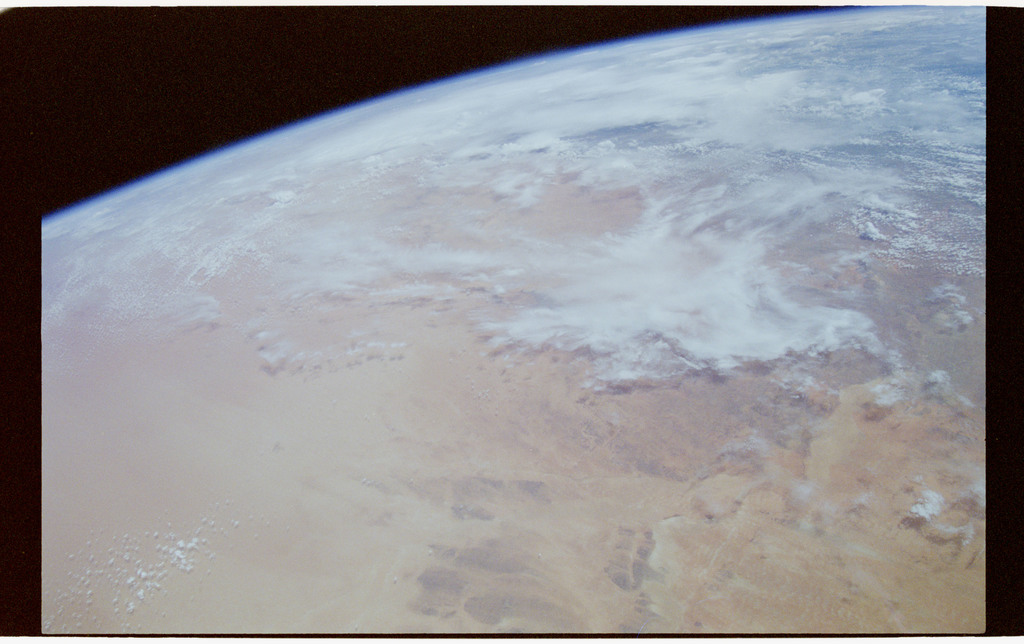 STS064-31-031 - STS-064 - Earth observations from STS-64