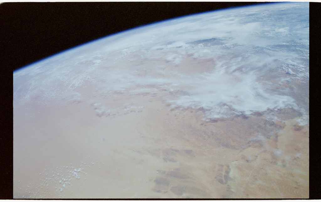 STS064-31-032 - STS-064 - Earth observations from STS-64