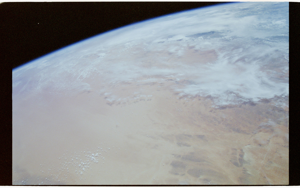 STS064-31-033 - STS-064 - Earth observations from STS-64