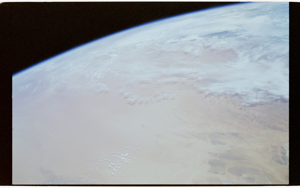 STS064-31-034 - STS-064 - Earth observations from STS-64