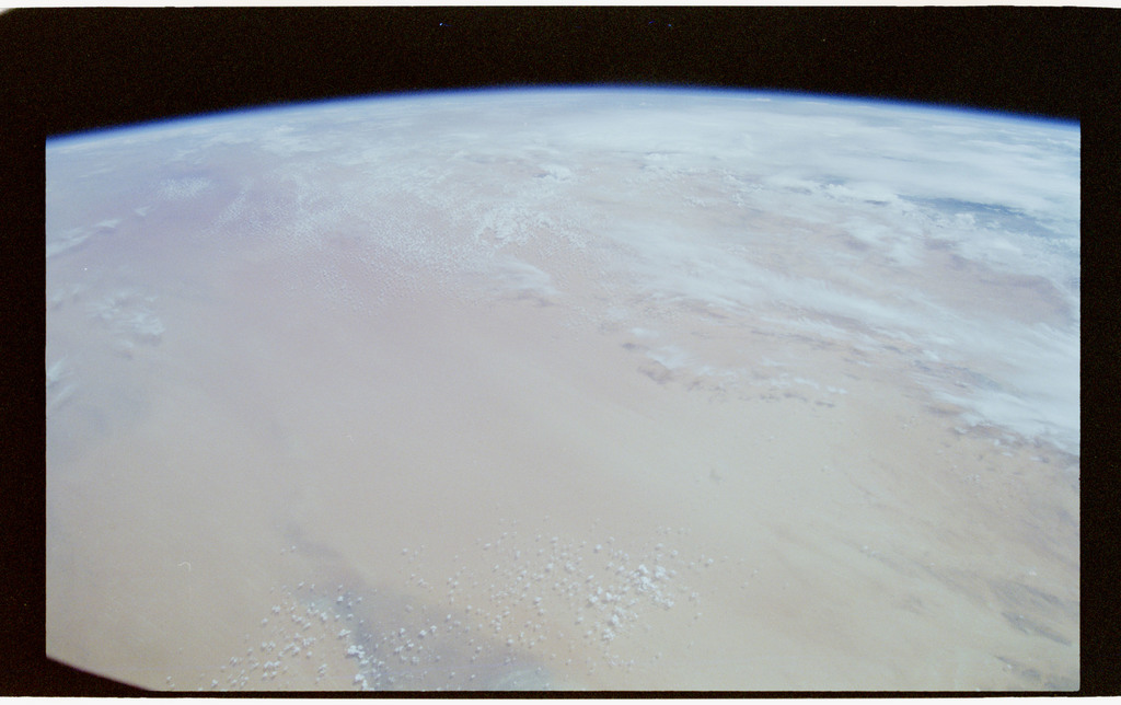 STS064-31-037 - STS-064 - Earth observations from STS-64