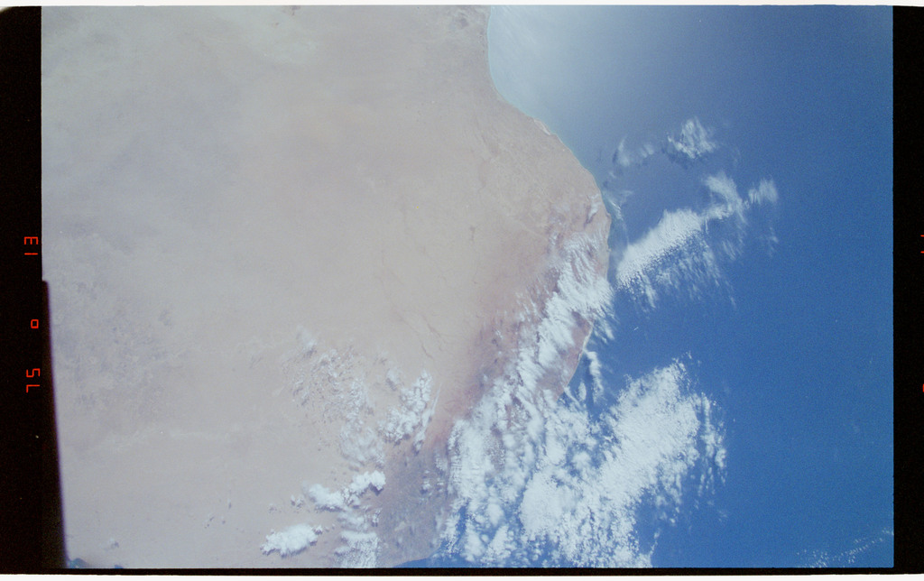 STS064-38-022 - STS-064 - Earth observations during STS-64