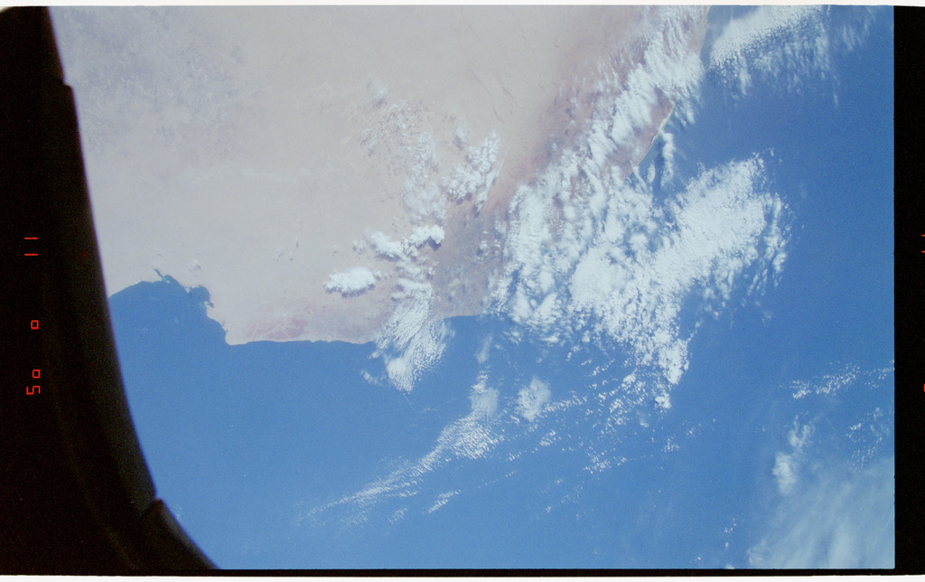 STS064-38-023 - STS-064 - Earth observations during STS-64