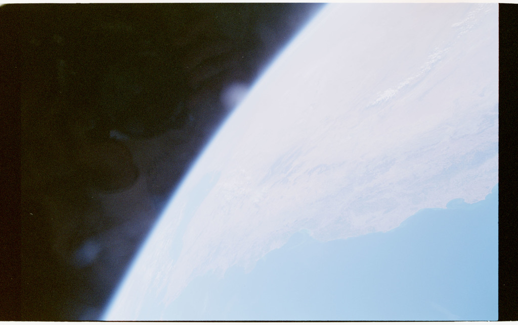 STS064-52-019 - STS-064 - Earth observations during STS-64
