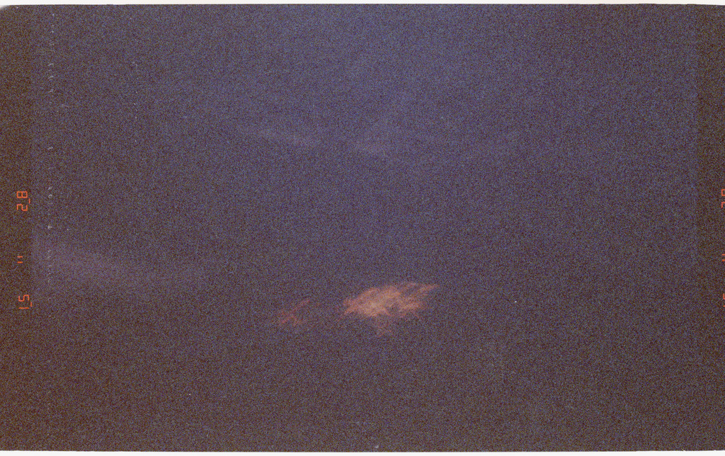 STS064-62-002 - STS-064 - Star fields viewed from Discovery