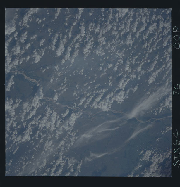 STS064-76-000P - STS-064 - Earth observations during STS-64 mission