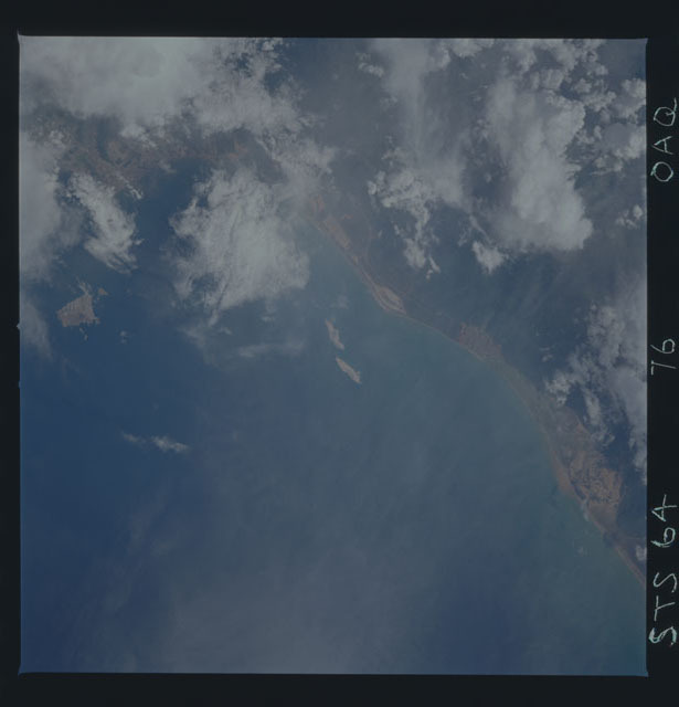 STS064-76-00AQ - STS-064 - Earth observations during STS-64 mission