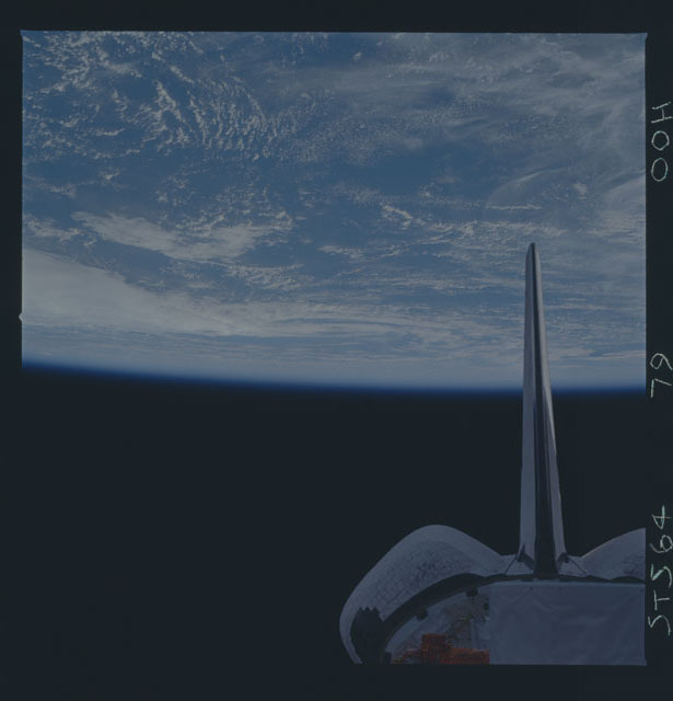 STS064-79-000H - STS-064 - Earth observations during STS-64 mission