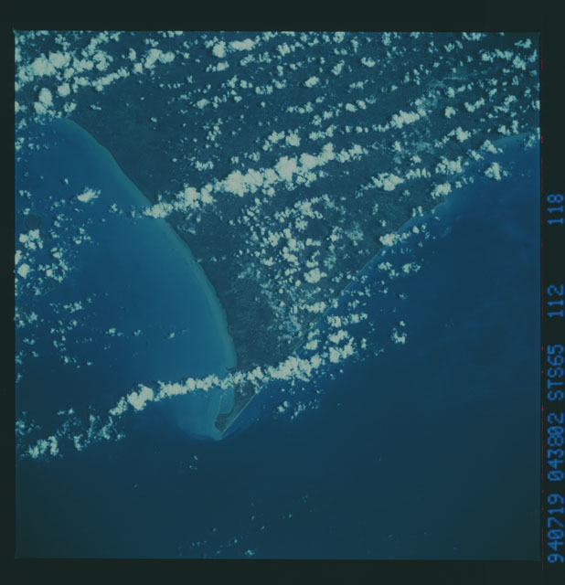 STS065-112-118 - STS-065 - Earth observations taken during STS-65 mission