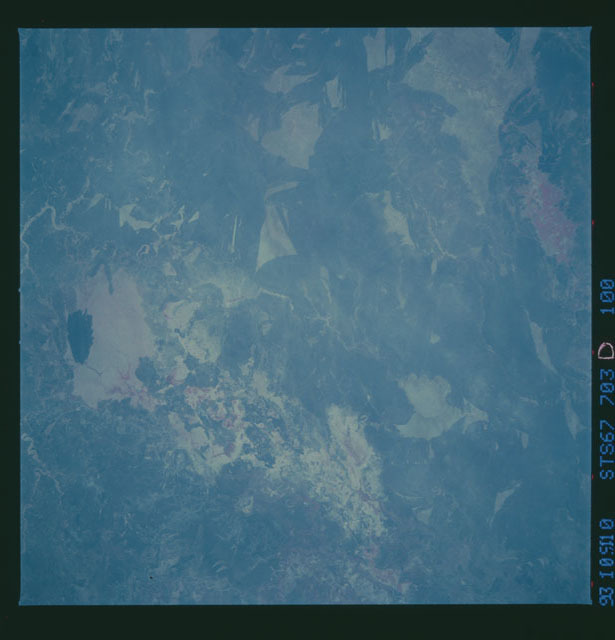 STS067-703D-100 - STS-067 - Earth observations taken from shuttle orbiter Endeavour during STS-67 mission