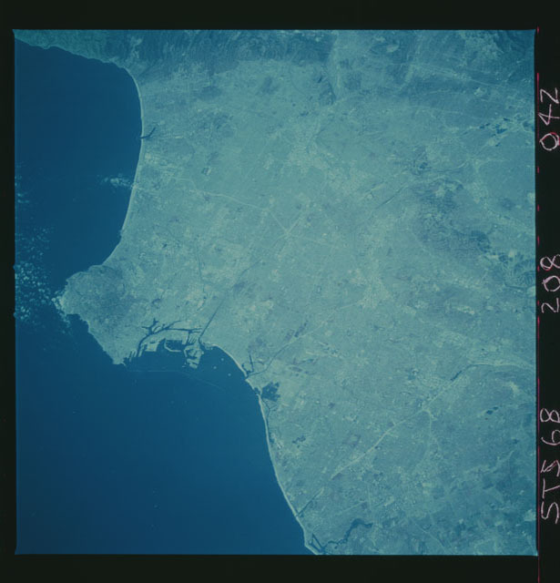 STS068-208-042 - STS-068 - Earth observations during STS-68 mission