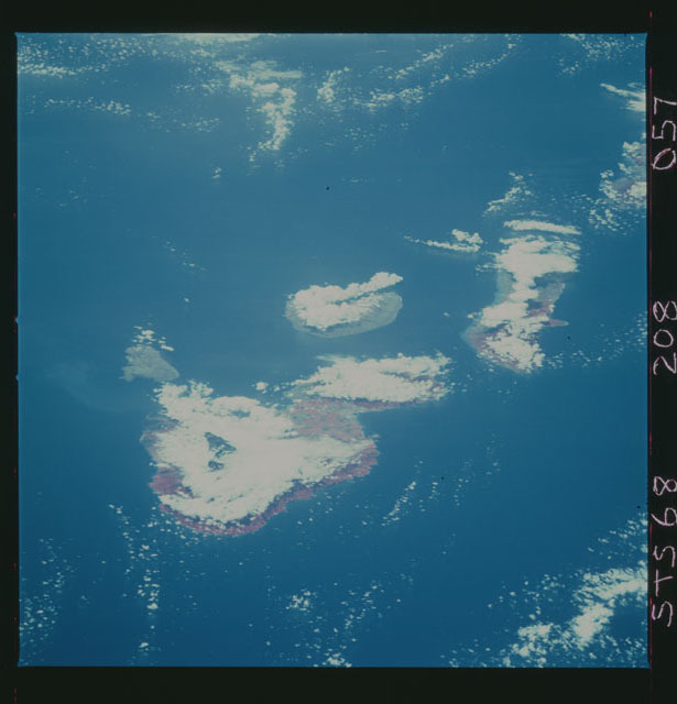 STS068-208-057 - STS-068 - Earth observations during STS-68 mission