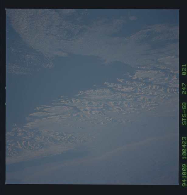 STS068-247-021 - STS-068 - Earth observations during STS-68 mission