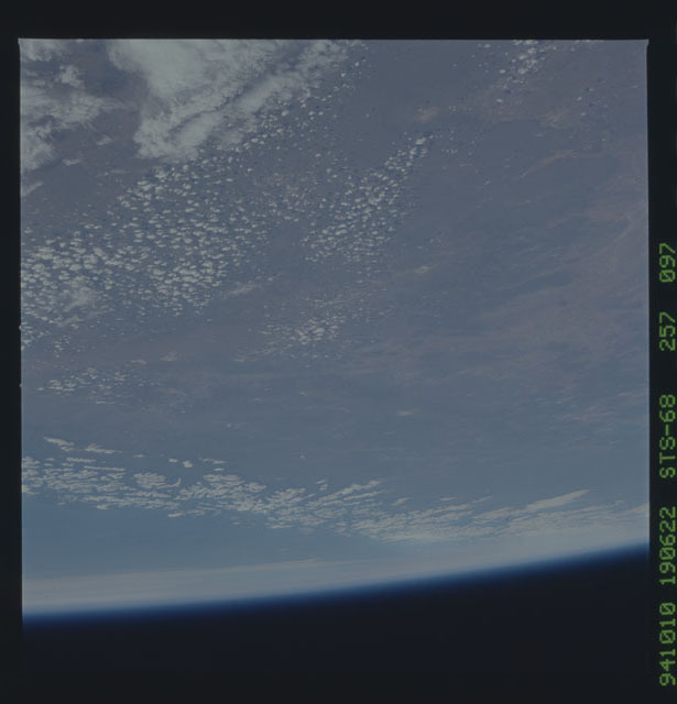 STS068-257-097 - STS-068 - Earth observations during STS-68 mission
