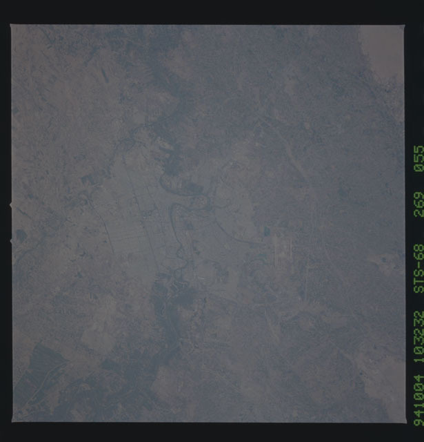 STS068-269-055 - STS-068 - Earth observations during STS-68 mission