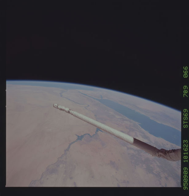 STS069-709-066 - STS-069 - Earth observations taken during the STS-69 mission