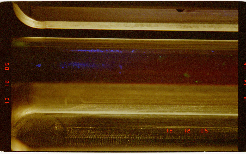 STS073-157-026 - STS-073 - CDOT experiment