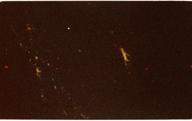 STS073-308-013 - STS-073 - Earth observation views of night city lights - locations unknown