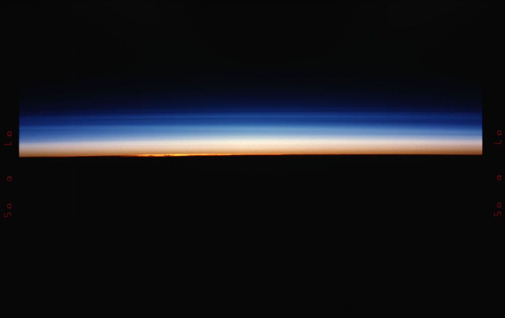 STS073-375-019 - STS-073 - Earth observations taken from shuttle orbiter Columbia