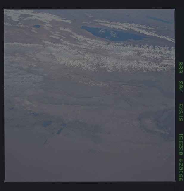 STS073-703-088 - STS-073 - Earth observations taken from shuttle orbiter Columbia